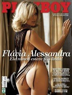 Download Playboy Flavia Alessandra Dez/2009