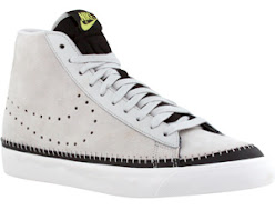 Nike Blazer Mid 09 ND (granite / granite / black)
