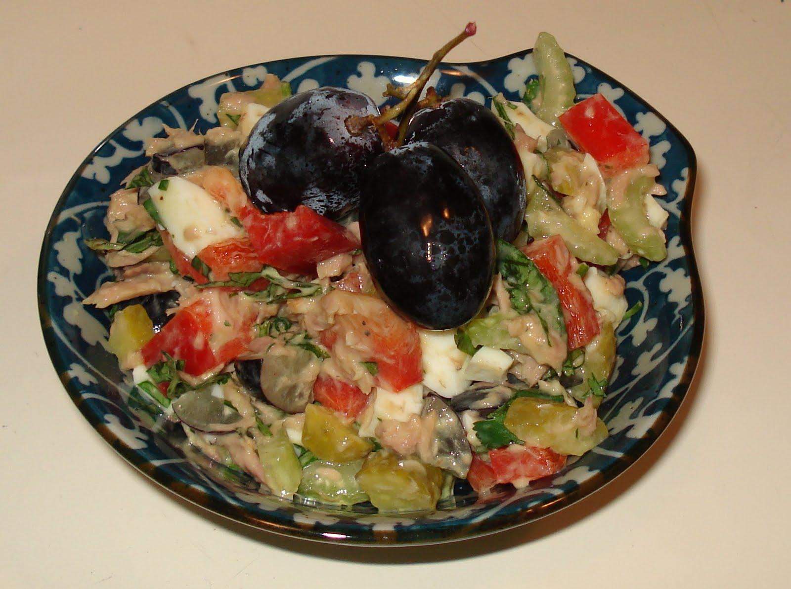 1200 calorie diet snacks for Tuna fish salad calories