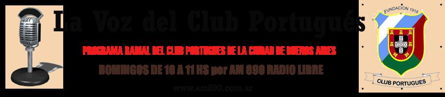 LA VOZ DEL CLUB PORTUGUES
