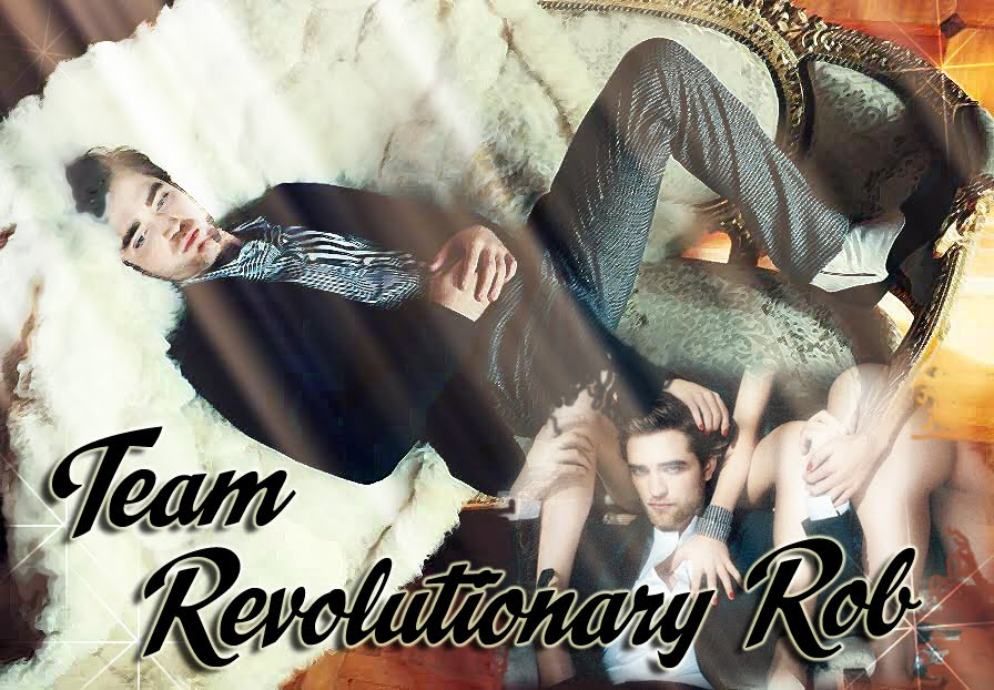 Team Revolutionary Rob