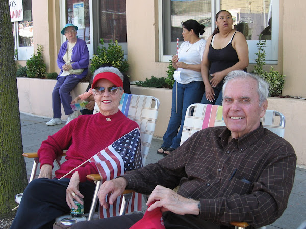 MOM AND DAD ON MEMORIAL DAY