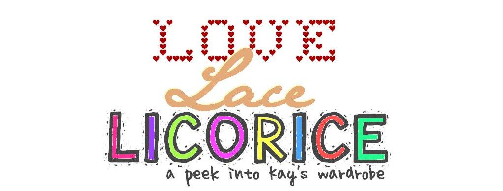 Love Lace Licorice