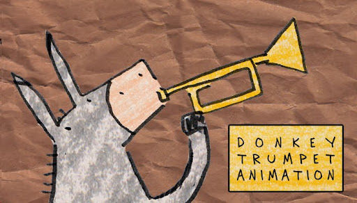 Donkey-Trumpet Animation