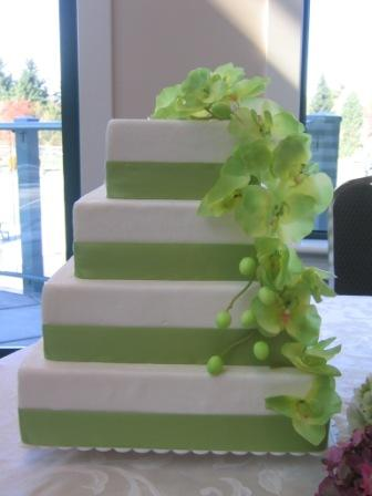 Wedding Cakes Square
