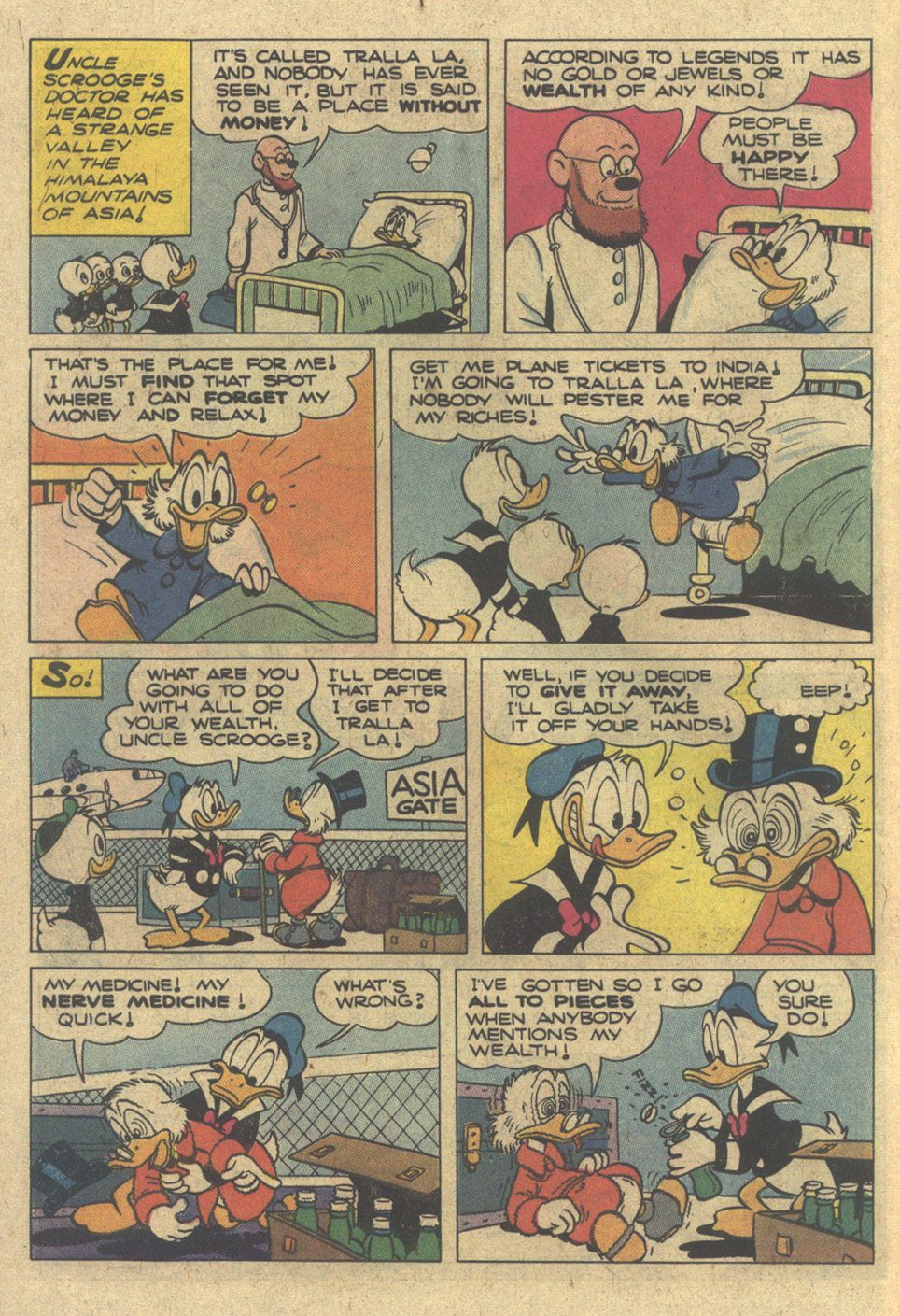 Uncle Scrooge (1953) Issue #183 #183 - English 6
