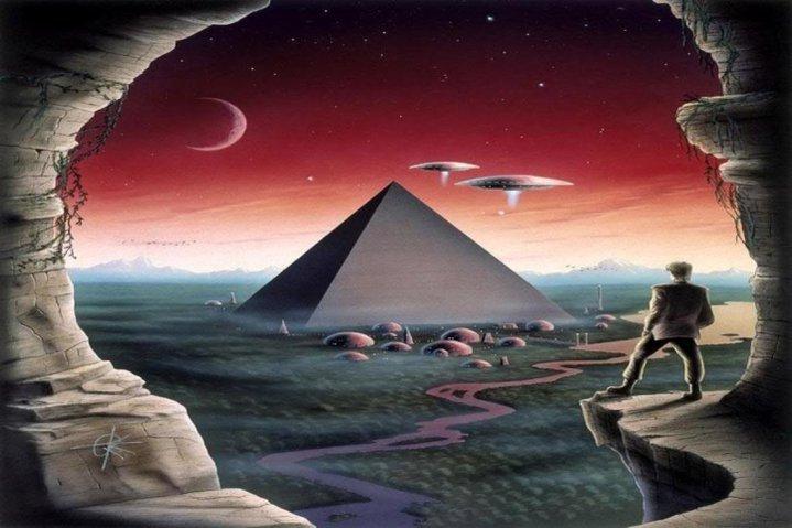 Los secretos de las pirámides de egiptos revelados