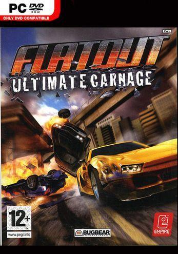 PC Games | FlatOut Ultimate Carnage Full RePack RIP