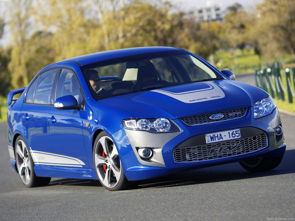 Cars Library: FPV GT-P