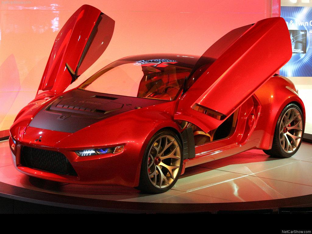 Cars Library: Mitsubishi RA Concept