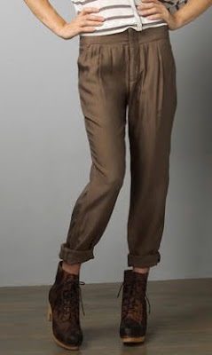 Silk Equestrian Pants