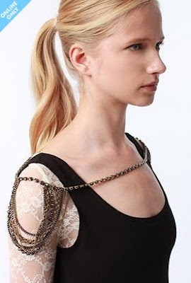 Double Shoulder Jewelry