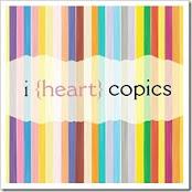 I {heart} Copics
