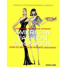 fashionista cookbook