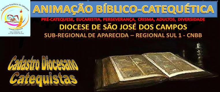 Cadastro Diocesano de Catequistas