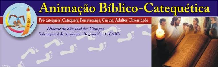 Animação Bíblico-Catequética - Diocese de São José dos Campos