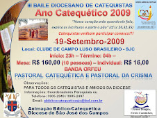Baile Diocesano dos Catequistas 2009