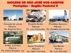 REGIÃO PASTORAL 5