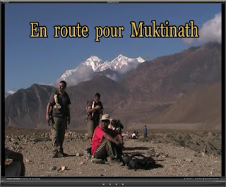 Tour des Annapurnas, trek, Muktinath