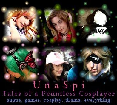 UnaSpi Cosplay