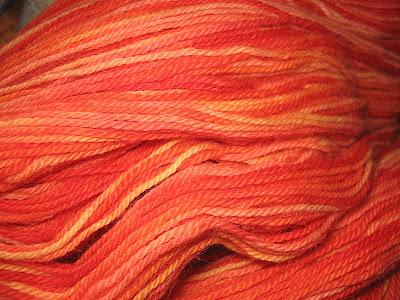 orange alpaca