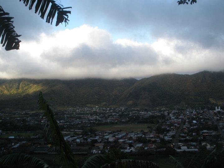 Jinotega, Mi ciudad Natal