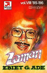 EBIET G ADE Zaman (1985)
