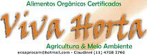 Alimentos Orgânicos - Viva Horta