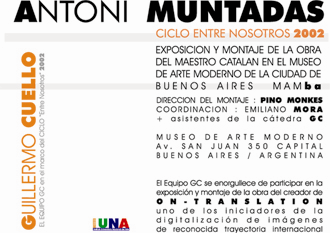 MUNTADAS
