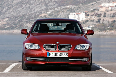 2011 BMW 3-Series Coupe Front View