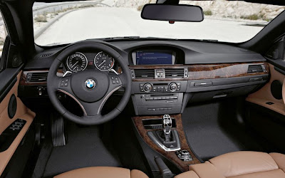 2011 BMW 3-Series Coupe Car Interior