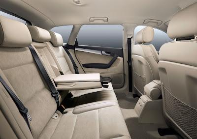 2011 Audi A3 Sportback Rear Seats