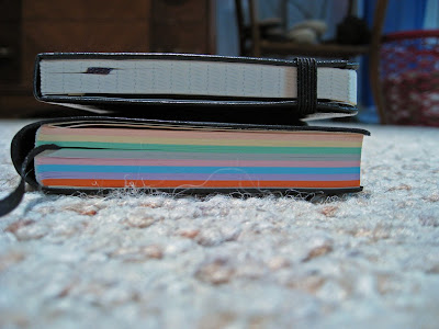 Review Ciak Multicolor Ruled Notebook Pens Paper Inks Whatever