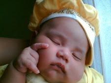 Adik'e Arien Cute..
