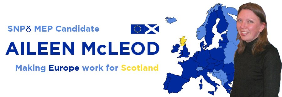 Aileen McLeod SNP EU