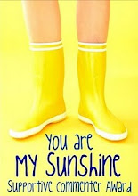 You Are My Sunshine Award