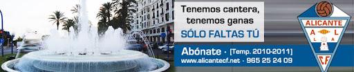 Fútbol Base Alicante Club de Fútbol