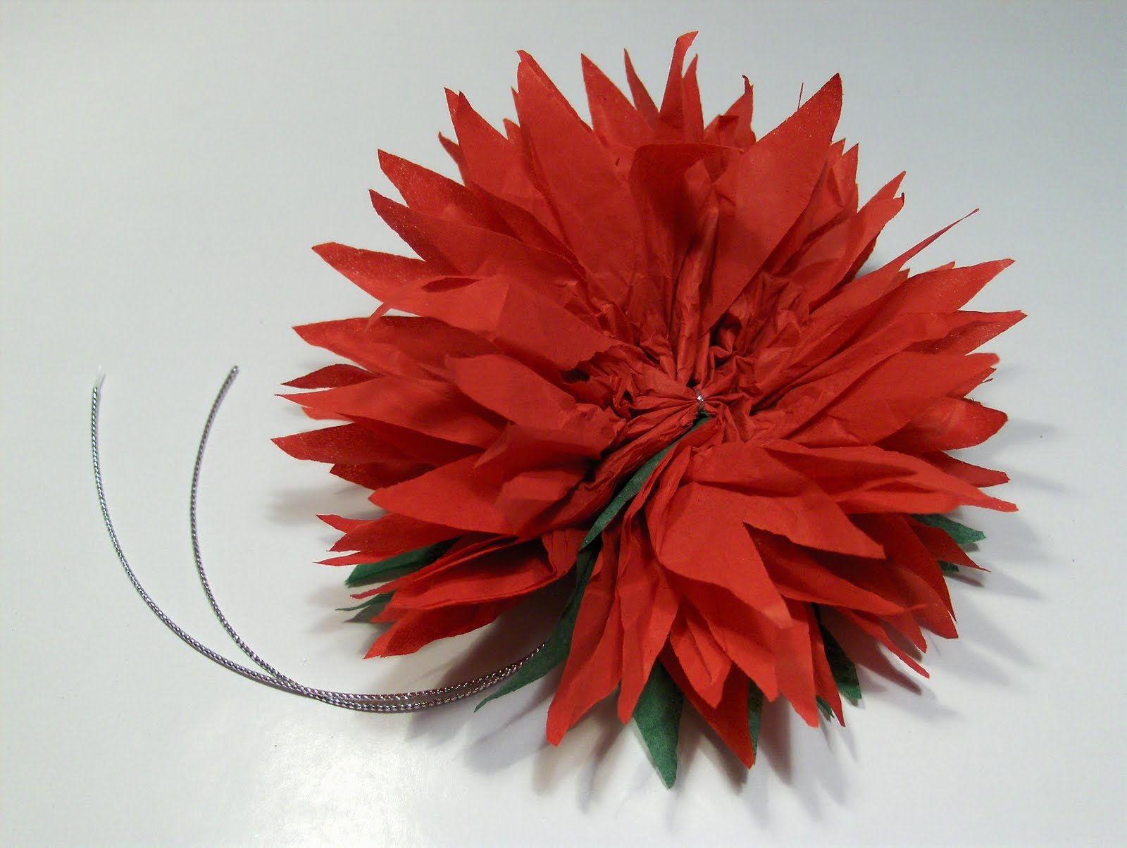 The essential packaging store blog tissue paper poinsettia flowers mightylinksfo