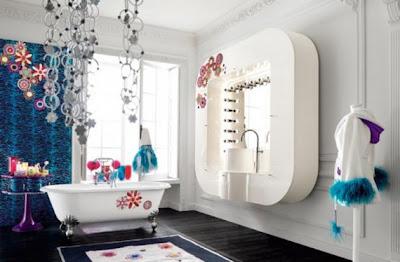 Splash Of Jen : Glam that Bathtub on garden tub bathroom designs, shower over tub tile, sunken tub bathroom designs, double shower bathroom designs,
