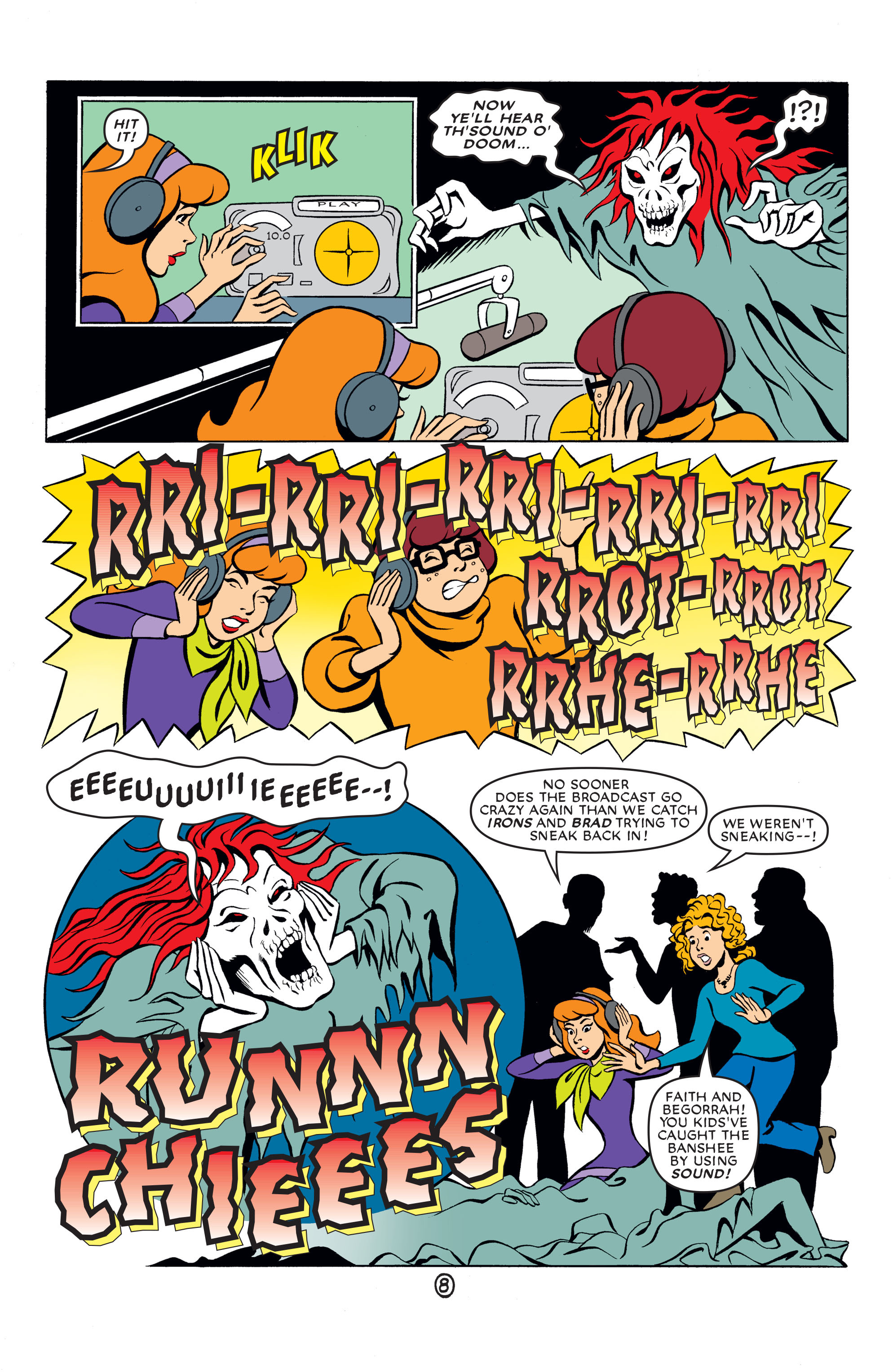 Read online Scooby-Doo (1997) comic -  Issue #65 - 9