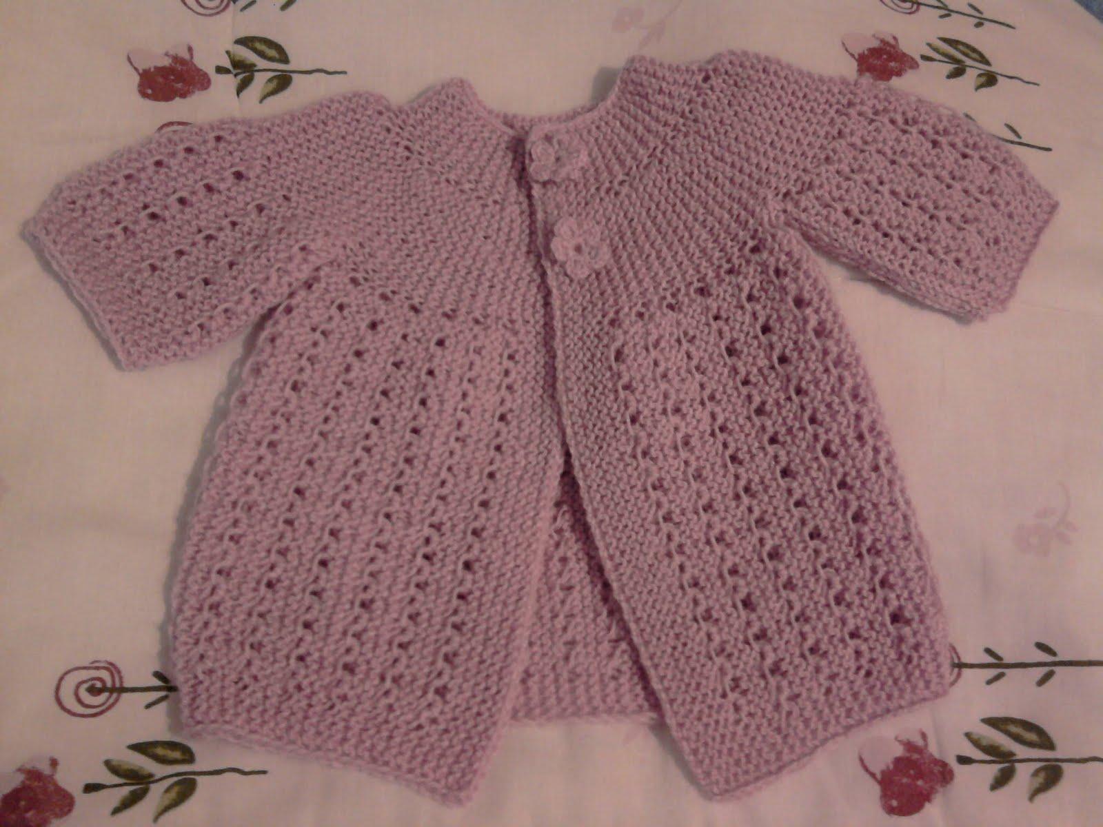 Como Hacer Sueteres De Crochet Para Bebe - Sweater Grey