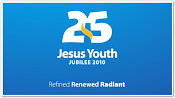 Jesus Youth  Jubilie 2010 Logo