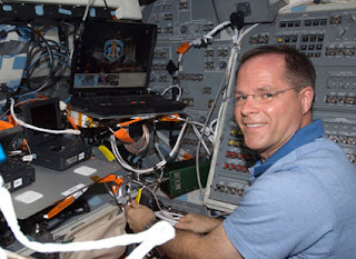 Astronaut Kevin Ford, STS-128 pilot