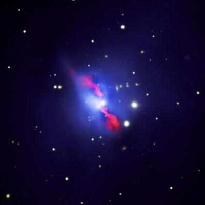 Black Hole Pumps Iron