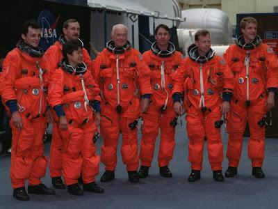 STS-95 crew