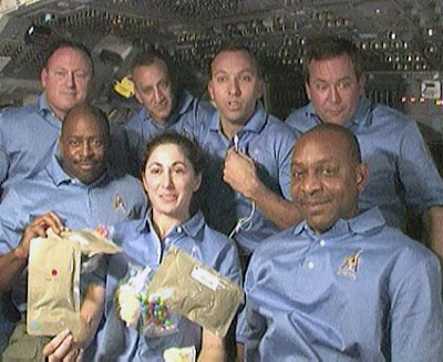 The STS-129 Crew