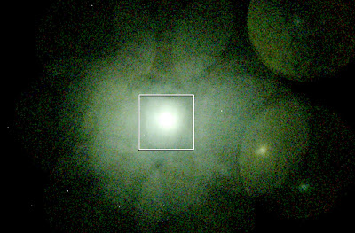 Image of 100-million-degree Fahrenheit gas that fills the Perseus cluster