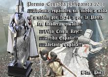 Premio Cruzada Hispanica 2011