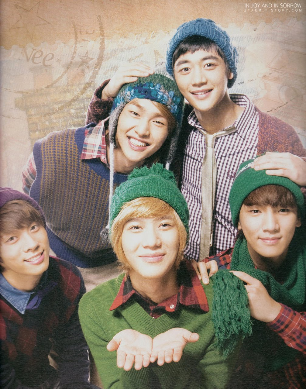 Shinee images SHINee 2011 Calendar wallpaper and background photos ...
