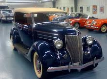 JI's '36 Ford Phaeton.